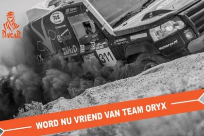 Wordt vriend van Team Oryx